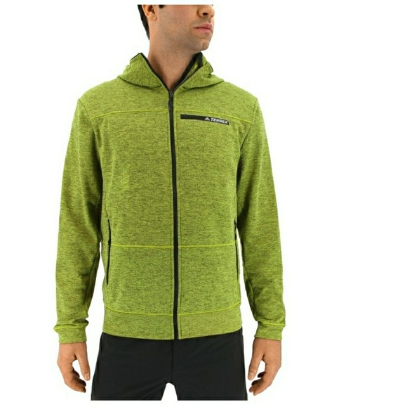 3c7f09e3b092 Adidas Outdoor Terrex Climb The City Hoodie